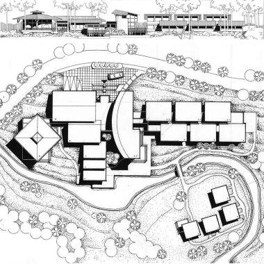 Resort-Site Plan